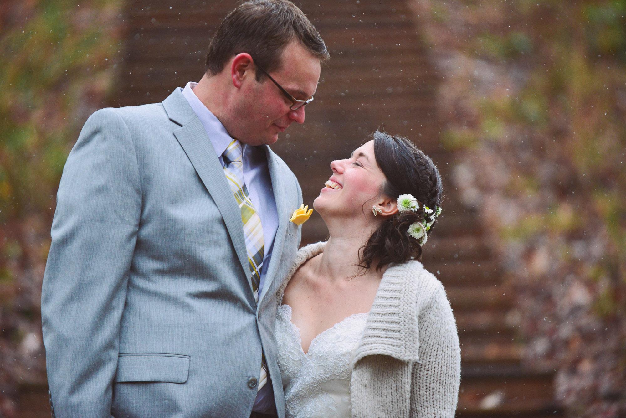 Sugarboo Farms | Wedding Photographer | LeahAndMark & Co. | First Look