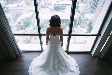 Atlanta Wedding Photographer | LeahAndMark & Co. | College Park Women's Club