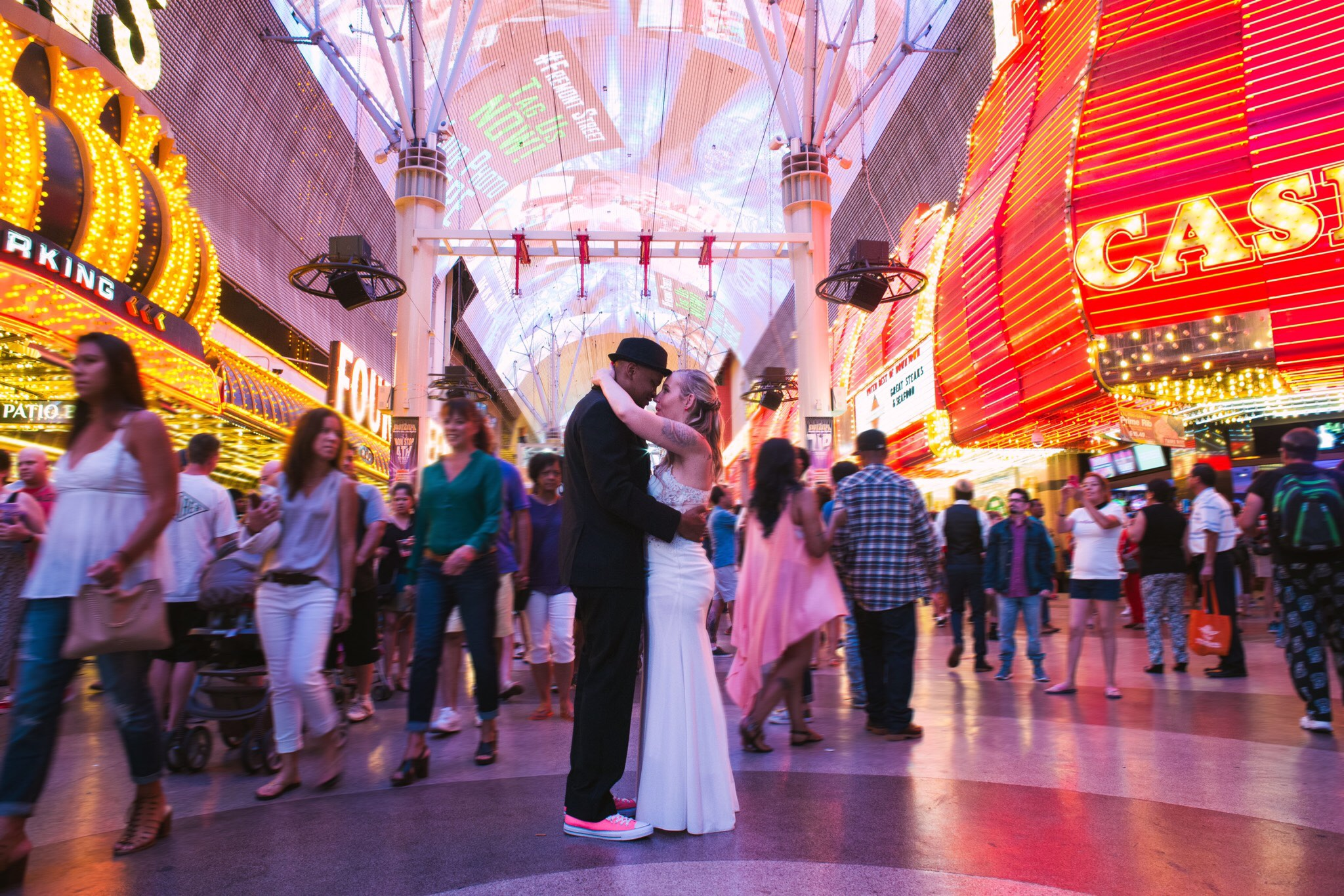 Vegas Wedding? Make Time for The Strip
