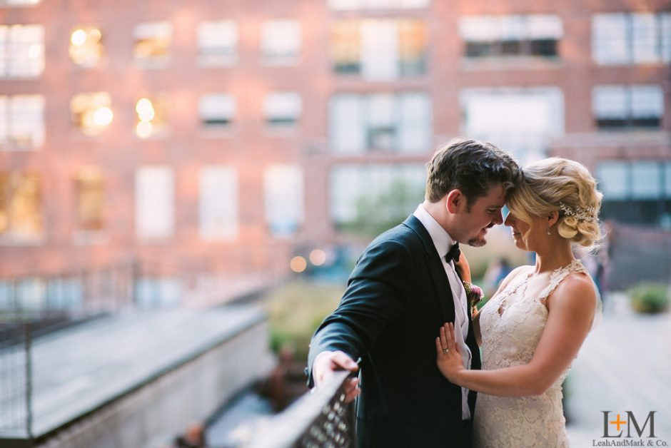 ponce city market, pcm, atlanta, wedding, photographer, carter center, skyline, roof,