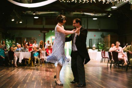 North Carolina, Wedding, High Point, NC, Centennial Arts Center, 1920s, Theme, Gatsby, Wedding