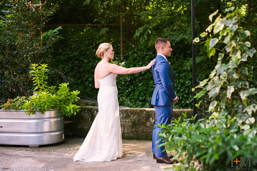 Atlanta Wedding Photographer, Monday Night Brewing, LeahAndMark & Co.