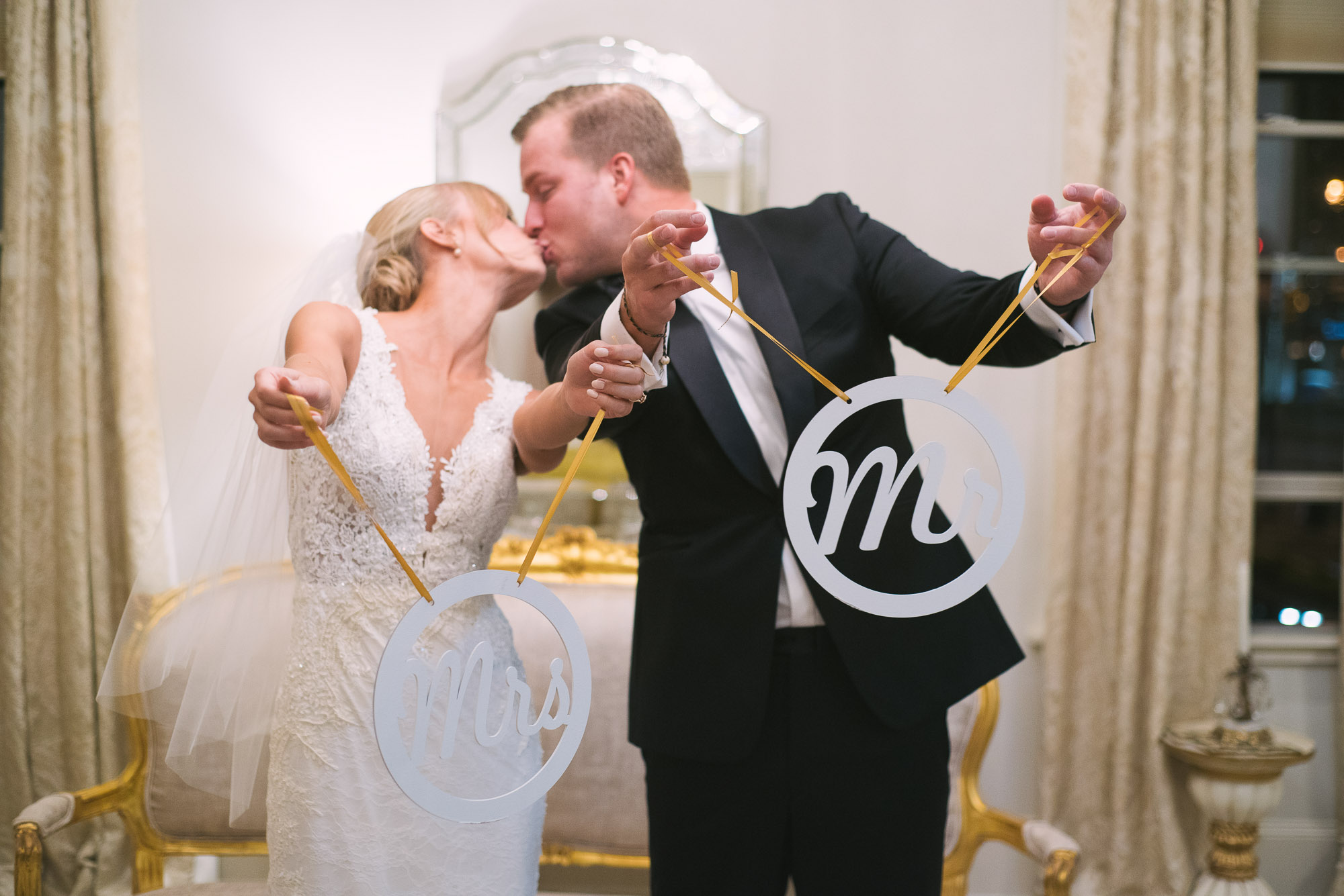 Atlanta New Year's Eve Wedding | NYE 2017 | Wimbish House