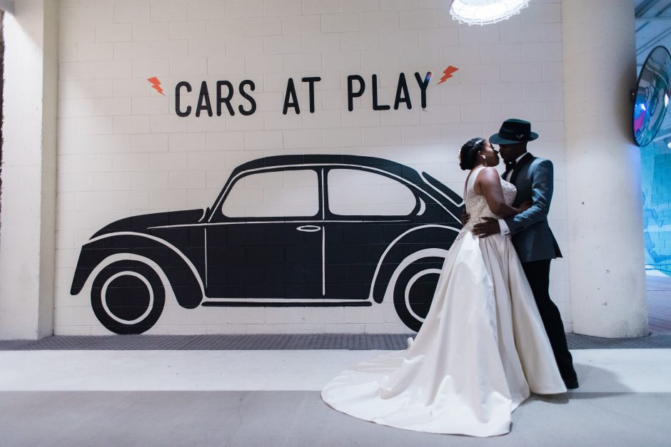 Ponce City Market Wedding | Georgian Terrace Wedding