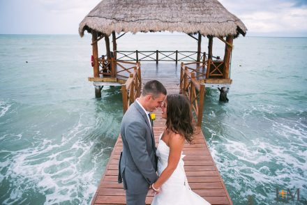 Playa Del Carmen; Mexico; Destination Wedding Photographer; LeahAndMark & Co.