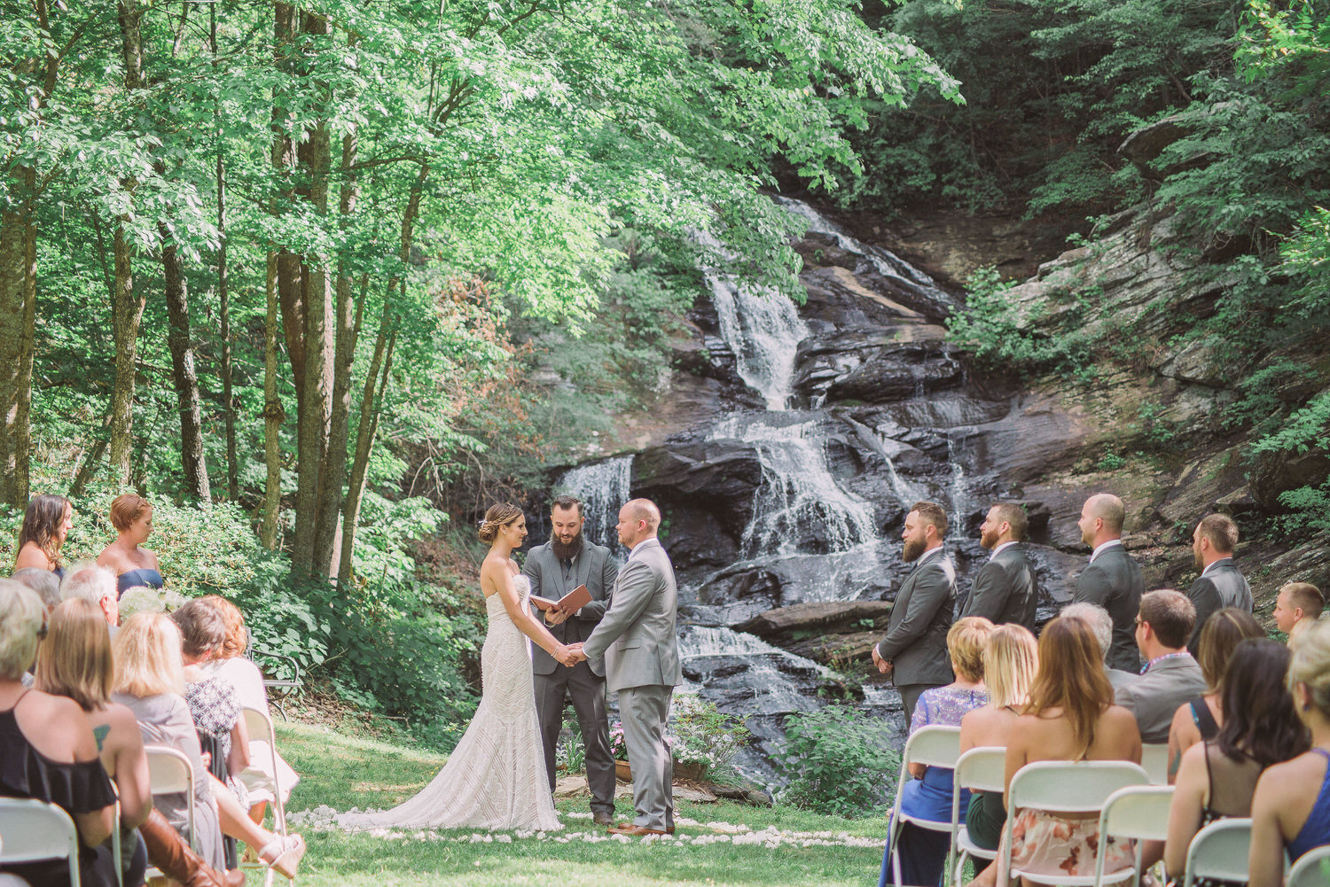 Hightower Falls, Wedding Venue, Atlanta, Wedding Photographer, Ruins, Waterfall, Barn