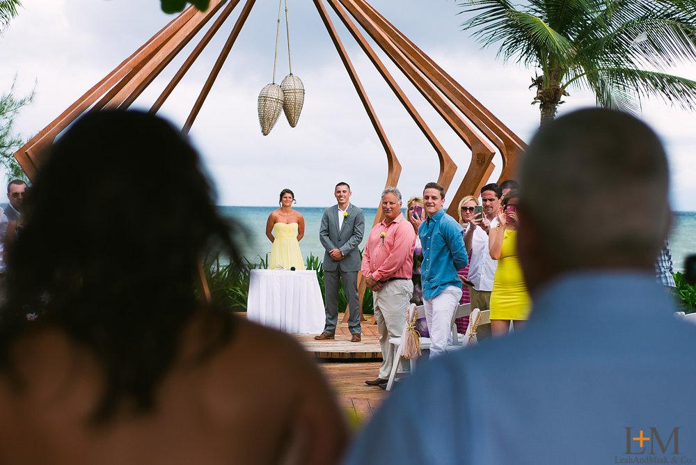 Playa Del Carmen; Mexico; Destination Wedding Photographer; LeahAndMark & Co.