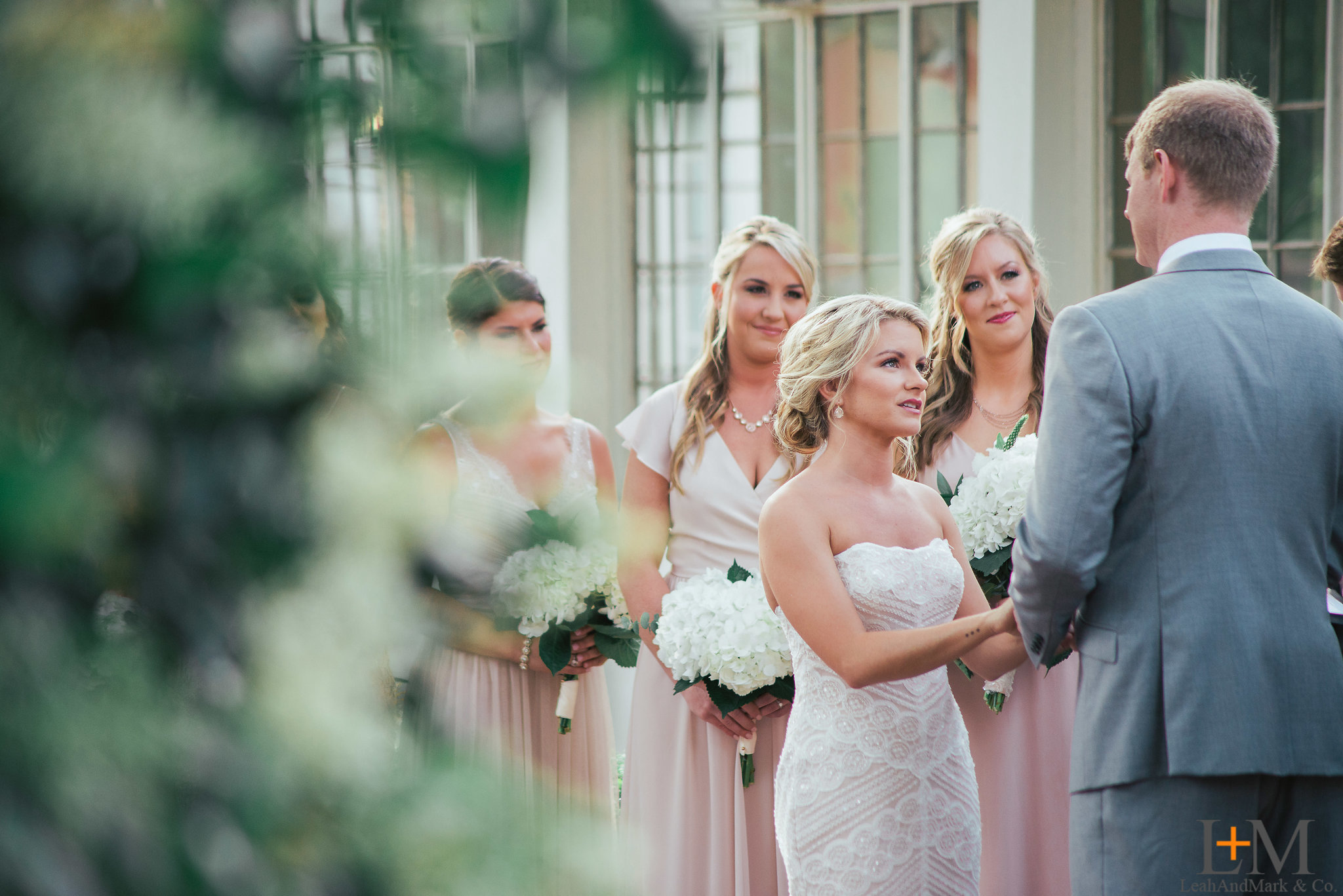 Solarium Decatur Wedding | LeahAndMark & Co.