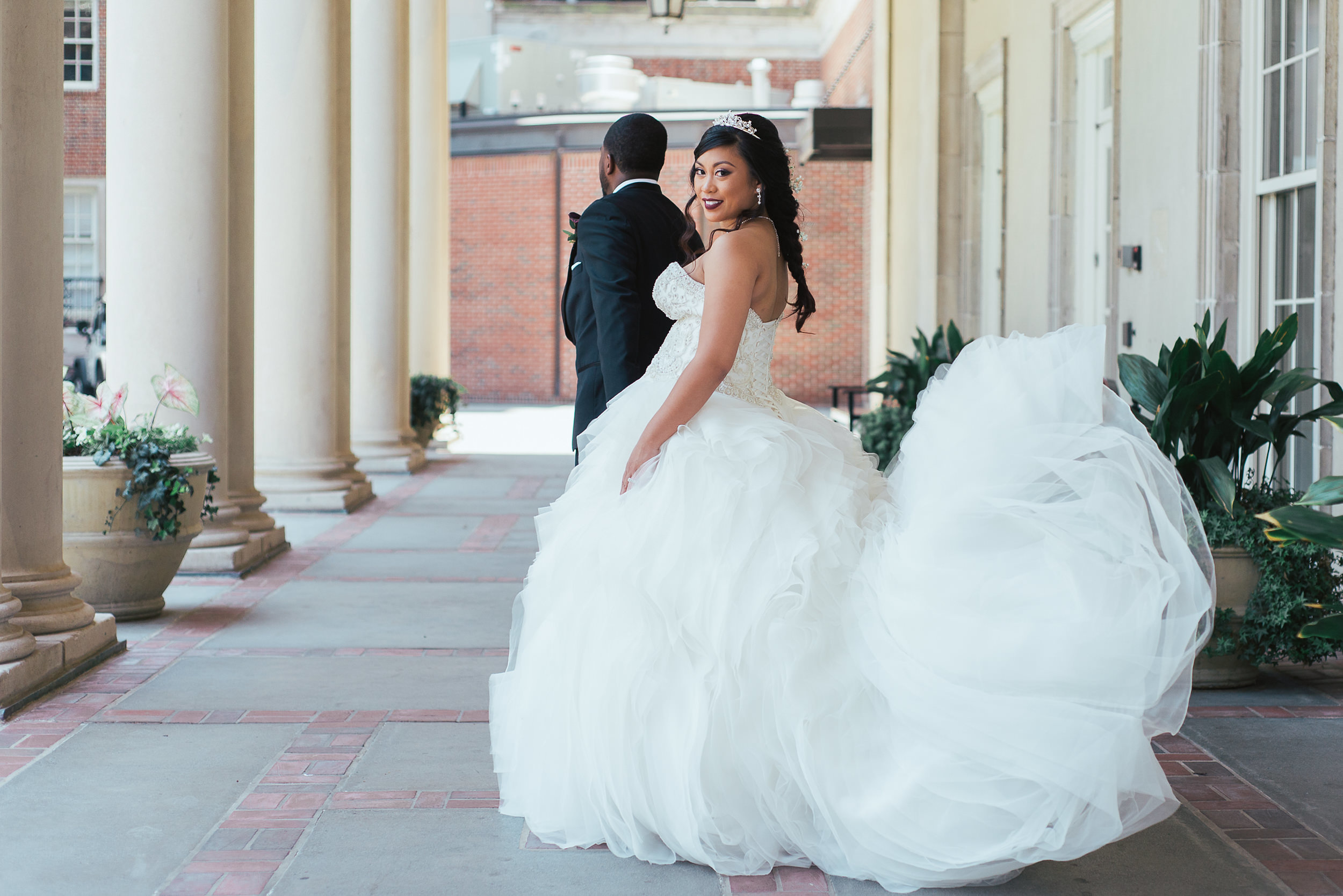 Biltmore Ballrooms Wedding | Atlanta Georgia Photographer LeahAndMark