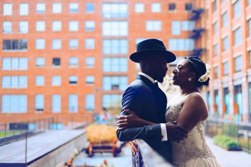 SadioSiedric Wedding