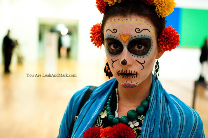 Atlanta Photographers | High Museum Halloween 2011 | LeahAndMark.com