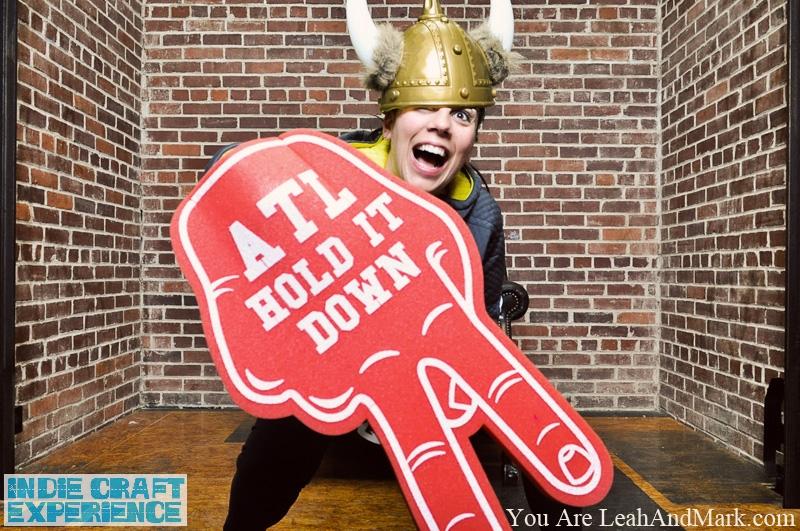 Indie Craft Experience 2011   Photobooth   Atlanta Photographers   LeahAndMark.com