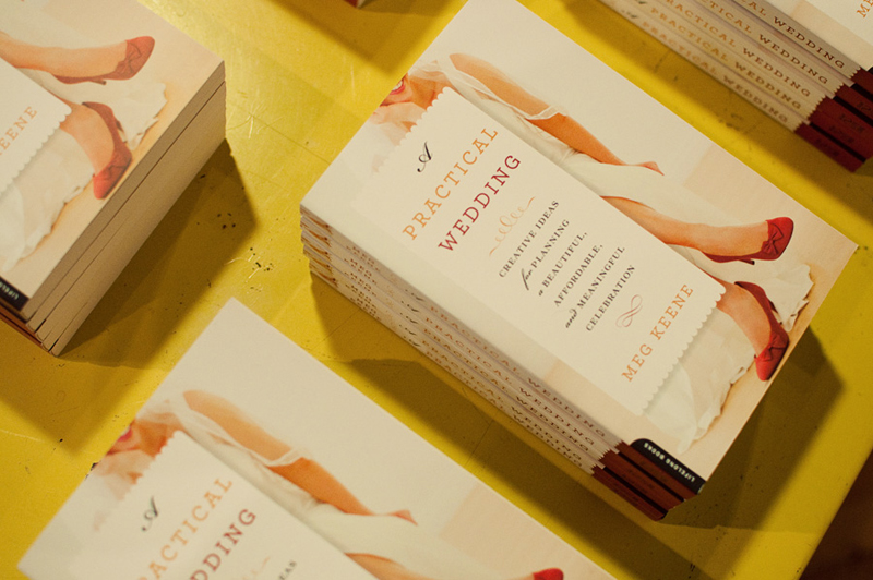 A Practical Wedding | Atlanta | Book Tour | LeahAndMark.com