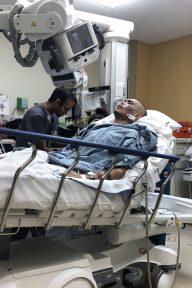 dermatomyositis muscle loss in hospital